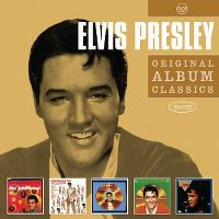 Cover Elvis Presley - Original Album Classics [2011]